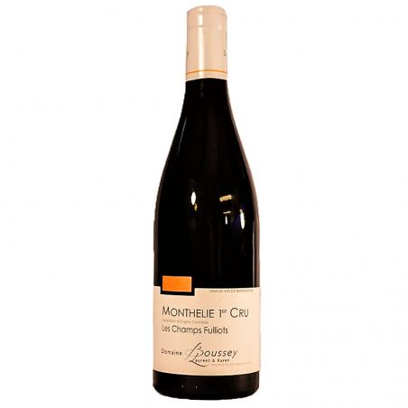 Bourgogne Monthelie Rouge Les Toisières 2014 Domaine Boussey Laurent