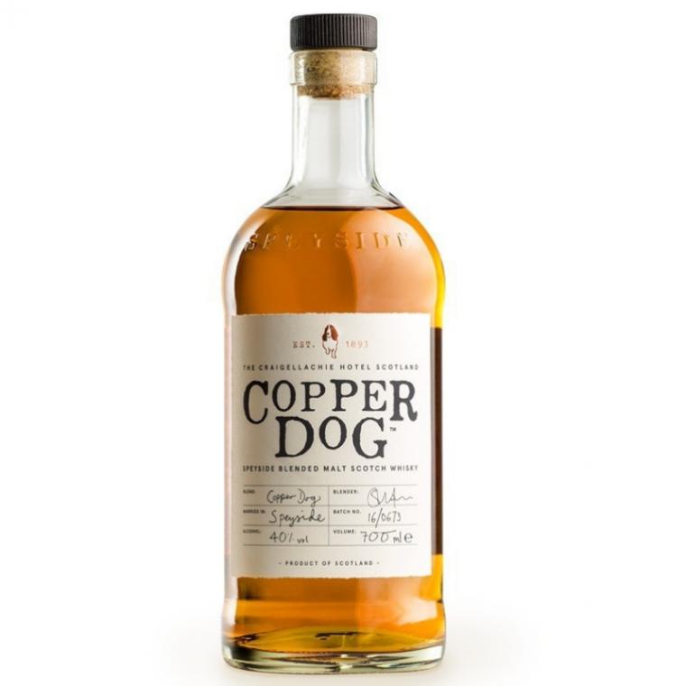 Whisky Copper Dog