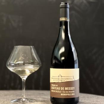Le vignoble de Marsannay La Côte surnommé la Porte d'Or de la Côte de Nuits