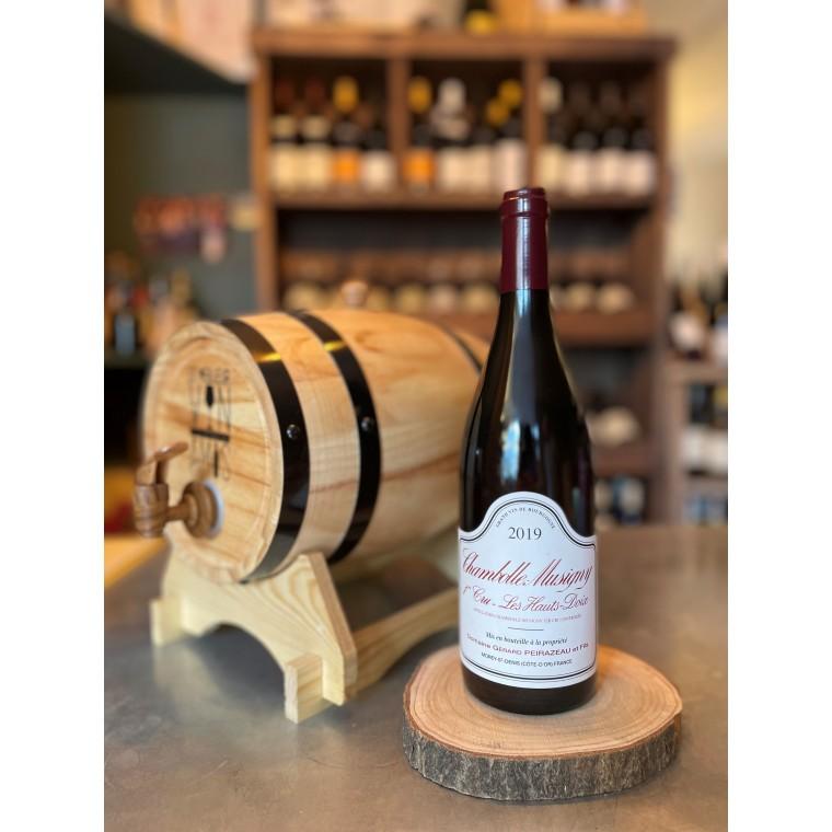 Nuits Saint Georges, un vin viril au caractère bien trempé