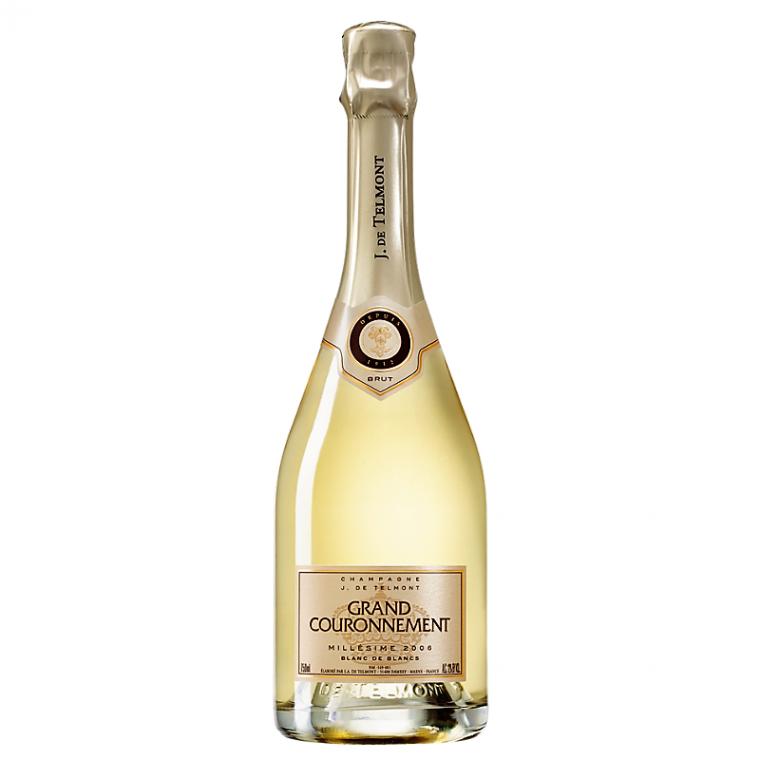 Champagne Grand Couronnement Blanc de Blancs Millésimé 2006