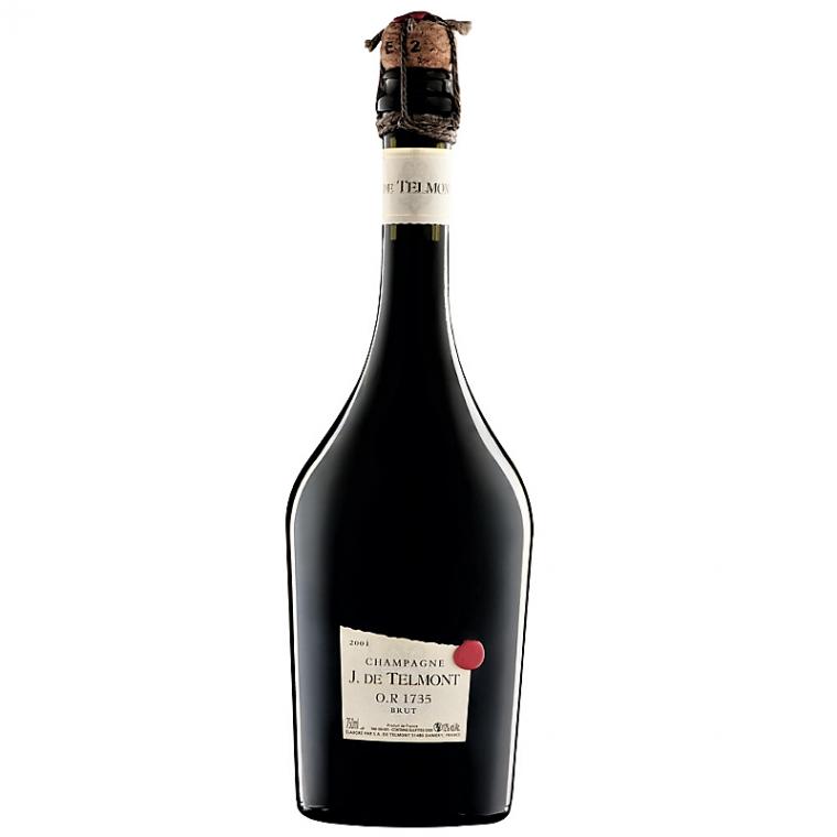 Champagne O.R 1735 Millésimé 2004