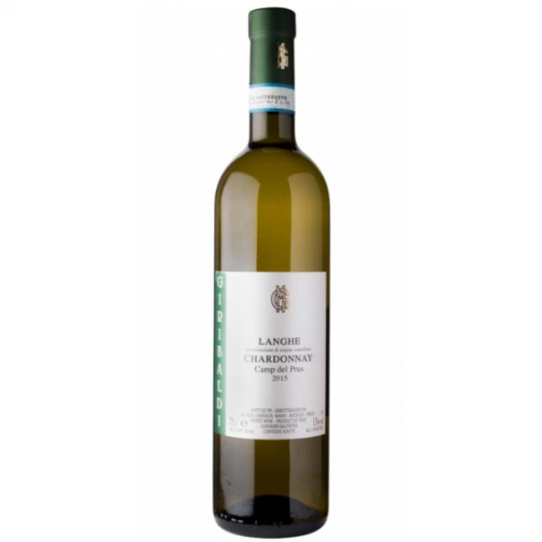 Langhe Chardonnay Campo Del Pero 2015 Domaine Giribaldi !