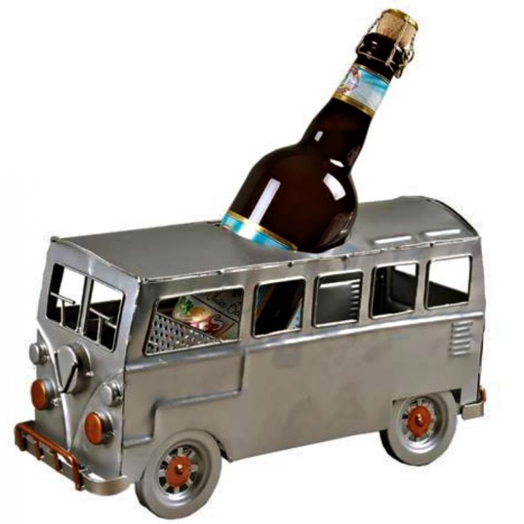 Support bouteille Combi Van Métal Veilli