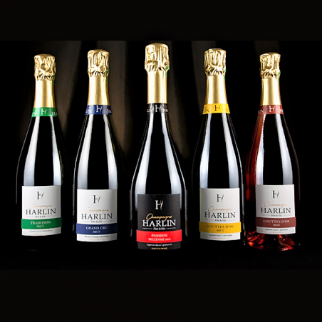Champagne Passion Millésimé 2012