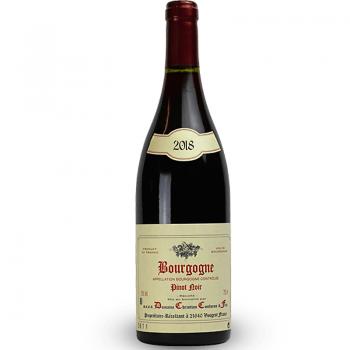 Bourgogne rouge Domaine Confuron Christian à Vougeot
