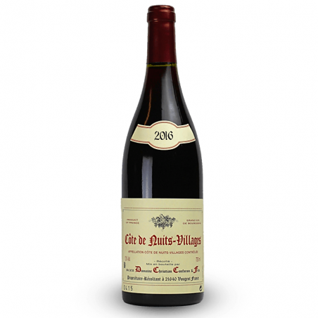 Bourgogne Nuits-St-Georges Rouge Domaine Confuron