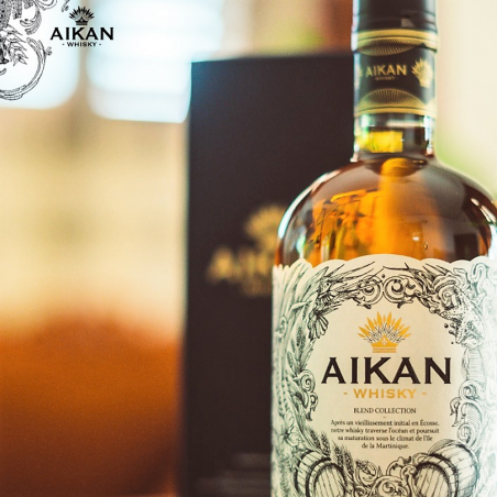 Aikan Whisky Blend Collection