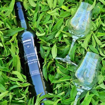 Liqueur Artisanale Bio Verveine Tradtion