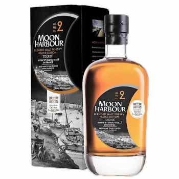 Blended Malt Whiskhy Moon Harbour Pier Two Peated Edition
