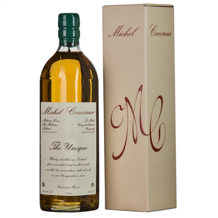 Whisky Michel Couvreur The Unique