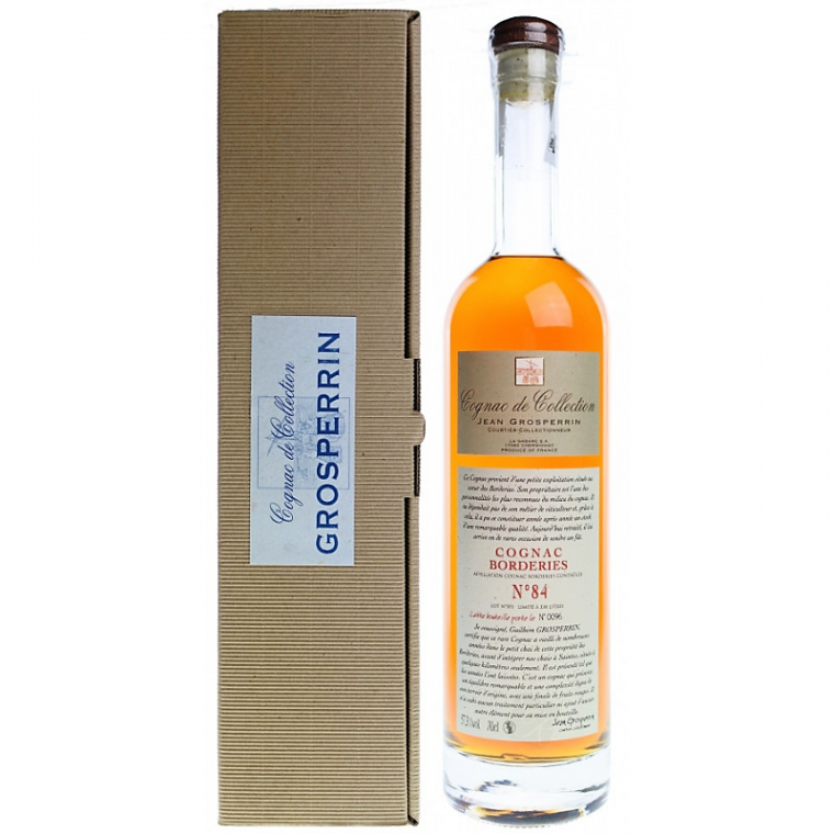 Cognac Grosperrin 11 ans Borderies
