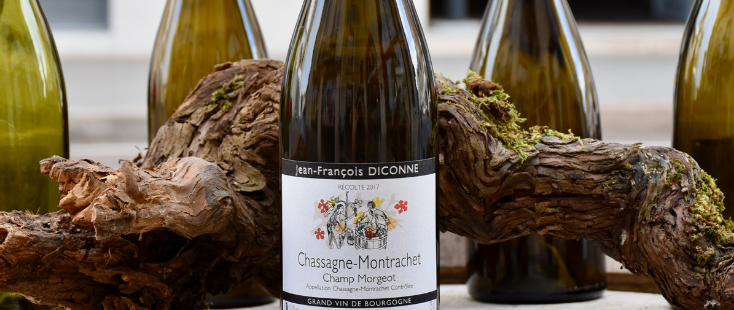 Chassagne-Montrachet Champ Morgeot